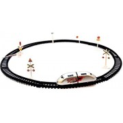 Pinnappo High Quality High Speed Train Toy for Kids with Track and Signal Accessories ( Train Set with Tracks )