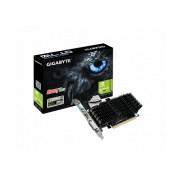 PLACA VIDEO PCIE 1GB DDR3 64BIT GF GT710 VGA DVI HDMI
