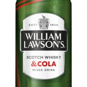William Lawson´s Whisky & cola