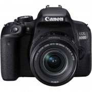 Canon 800D 24MP WiFi/Bluetooth + Objectiva EF-S 18-55mm F4-5,6 IS STM