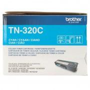 Brother TN-320C cyaan