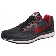 Nike Men's Air Zoom Pegasus 34 Grey Running Shoes - 7 UK/India (41 EU)(8 US)(880555-003)