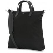 Mismo M/S Nylon Shopper Bag Black