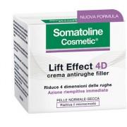 L.Manetti-H.Roberts & C. Spa Somatoline Viso Lift Effect 4d Crema Antirughe Giorno Filler 50ml
