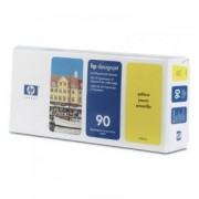 HP No. 90 Yellow Printhead and Printhead Cleaner - C5057A