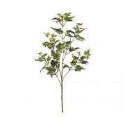 Planta artificiala, ramura iedera, verde