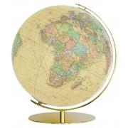Columbus Globus Columbus 223471 Royal Tischglobus Leuchtglobus Durchmesser 34 cm Antik...