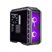 Caixa MasterCase H500P, 2x 200mm ventoinhas RGB