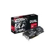 Placa de Video VGA AMD Asus Radeon Rx 580 Oc Edition 8GB Gddr5 256 Bits - (Dual-rx580-o8g)