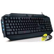 Genius USB crna tastatura k5 scorpion