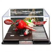 Disney / Pixar PLANES Exclusive 1:43 Die Cast Plane In Plastic Case El Chupacabra