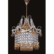 Pendant crystal chandelier 6009 03-3635/10