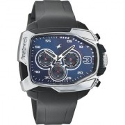 Fastrack Quartz Blue Contemporary Men Watch 38005PP02J