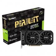 Palit GeForce GTX 1050 Ti Dual, grafische kaart