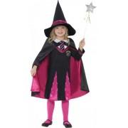 Disfarces aprendiz bruxa menina Halloween
