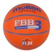 Molten basketbal FBB3 oranje maat 3