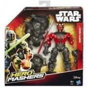 Figurina Star Wars Hero Mashers Deluxe Darth Maul