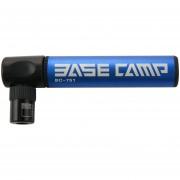 Lixada Mini Inflador De Neumáticos Bomba De Aire Pequeño Accesorio Para Bicicleta Aleación De Aluminio Portable Súper Ligero (Azul)