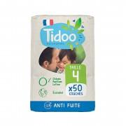 Tidoo Nature Luiers Maat 4 - Maxi 7-18kg
