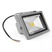 Proiector LED 20W, lumina alb rece