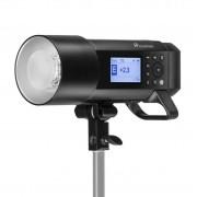Godox Pro Witstro All In One Outdoor Blit Studio Portabil 400Ws TTL+Godox Octobox 140cm Montura Bowens