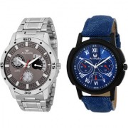 Armado AR-GRY-7113 Unique Combo Of Analog Watches-For Men