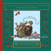 Twas the Night Before Christmas: A Visit from St. Nicholas, Hardcover/Clement Clarke Moore