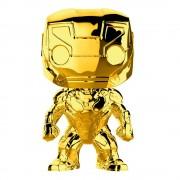 Pop! Vinyl Marvel - Iron Man Oro Cromato Figura Pop! Vinyl