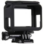 Maxy Suppporto Case Frame + Fibbia Innesto Per Gopro 5 6 7 Black