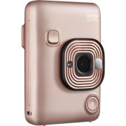 Fujifilm Instax Mini LiPlay Hybrid (Blush Gold)
