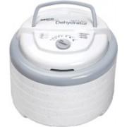 NESCO FD-75PR Snackmaster Pro 600 Watt Food Dehydrator Food Steamer(White)