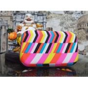 Stylish Trendy Women Party Wear clutch Purse (Colorful)