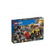 Lego City - Bergbauprofis - Schweres Bohrgerät für den Bergbau