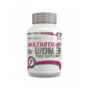 BIOTECH MULTIVITAMIN FOR WOMEN (WOMEN'S PERFORMANCE) TABL. 60 DB