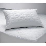 Капитонирана възглавница със силиконов пух