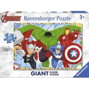 Puzzle RavensBurger Razbunatorii 60 Piese