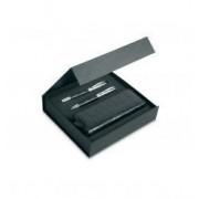 Instrumente de scris set cu model piele de crocodil IT3805-03