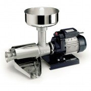 Masina electrica de presat rosii Reber 9004 N n.5, motor prin inductie de 500W, productie 340kg h
