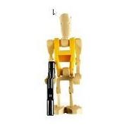 """Battle Droid Commander (Clone Wars) - Lego Star Wars 2"""" Figure"""
