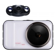 Camera auto DVR iUni Dash 66H, Dual Cam, Full HD, WDR, 170 grade, by Anytek