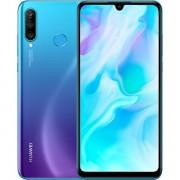 Huawei P30 Lite 4g 128gb 4gb Ram Dual-Sim Peacock Blue