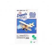 Bouwpakketten houten vliegtuig