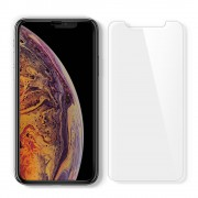Folie sticla cu sistem de montare Case friendly Spigen GLAS.tR EZ FIT SLIM iPhone X/Xs