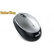 Genius NX-9000BT fekete-ezüst Bluetooth vezeték nélküli optikai Egér (1 év garancia)