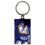 Transformers - Soundwave Metal Keychain