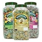 Robinsons Barley Fruits Handmade Fruit Boiled Sweets
