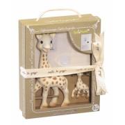 Set Prestige So Pure Girafa Sophie Cu Breloc Vulli