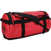 The North Face BASE CAMP DUFFEL - L Travel Duffel Bag(Red)