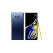 Samsung Galaxy Note9 Azul, com Tela de 6,4?, 4G, 128 GB e Câmera de