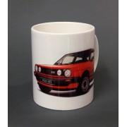 Volkswagen golf pohár